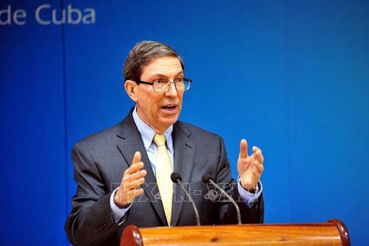 Cuba phản đối các biện pháp trừng phạt mới của Mỹ - Báo Hà Nội Mới