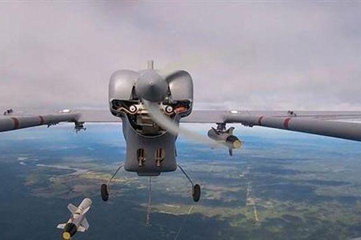 Nga lần đầu sử dụng UAV Forpost ném bom tấn công - Tạp chí Thời Đại