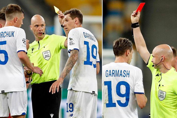 Trọng tài 'người hùng' vụ Eriksen mắc sai sót khó tin ở Champions League - Báo An Ninh Thủ Đô