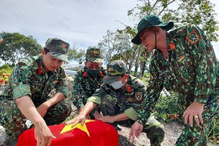 Đến năm 2030, tìm kiếm, quy tập khoảng 15.000 hài cốt liệt sĩ - Báo An Ninh Thủ Đô