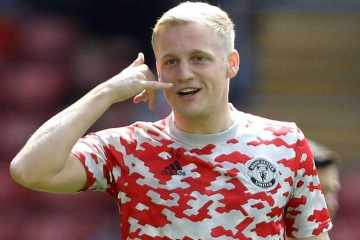 Đến lúc Van de Beek đá chính cho Man United - Zing - Tri thức trực tuyến