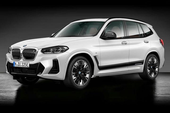 BMW iX3 phiên bản giới hạn dành cho tín đồ phim Marvel - Zing - Tri thức trực tuyến