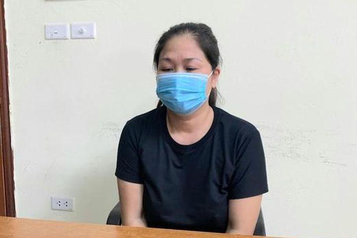 Hà Nội: Khởi tố người phụ nữ say rượu tấn công cảnh sát trực chốt kiểm soát dịch - Báo Kinh Tế Đô Thị