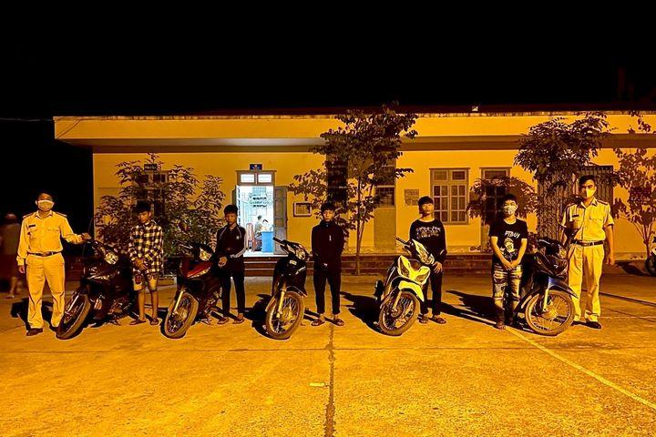 Điện Biên: Ngăn chặn, xử lý kịp thời nhóm 'quái xế' tuổi teen tụ tập đua xe trái phép - Báo Giáo Dục & Thời Đại