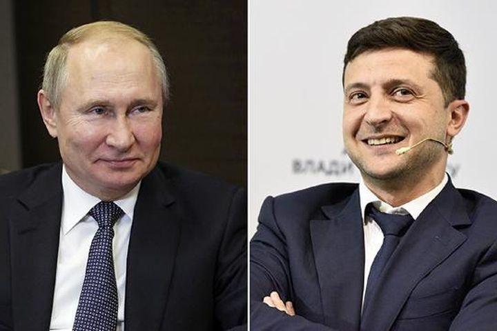 Điện Kremlin nói về khả năng ông Putin thảo luận về Donbass với Tổng thống Ukraine - Báo Giáo Dục & Thời Đại