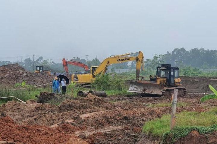 Vĩnh Phúc: Cưỡng chế giải phóng mặt bằng dự án Cụm công nghiệp làng nghề Minh Phương - Báo Giáo Dục & Thời Đại
