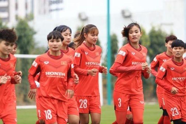 Đội tuyển nữ Việt Nam chốt danh sách tham dự vòng loại Asian Cup 2022 - Pháp Luật & Xã Hội