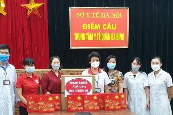 Mondelez Kinh Đô chia sẻ với cộng đồng thông qua hỗ trợ sản phẩm trị giá 5 tỷ đồng - Báo Tiền Phong