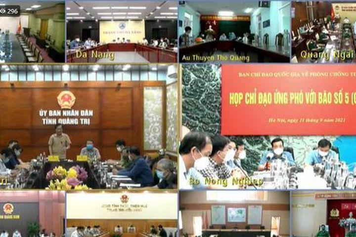 Kiện toàn Ban Chỉ đạo quốc gia về Phòng, chống thiên tai - Báo Tiền Phong