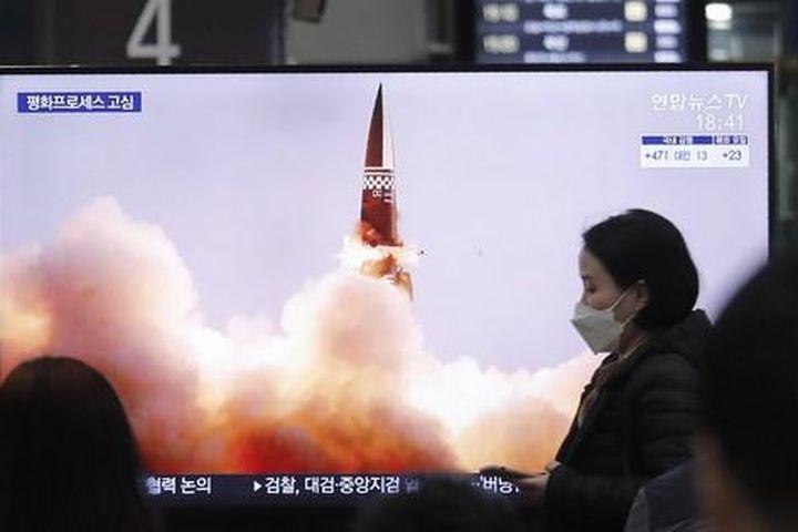 Nóng: Nhật Bản, Hàn Quốc nói Triều Tiên vừa phóng hai tên lửa đạn đạo - Báo Tiền Phong