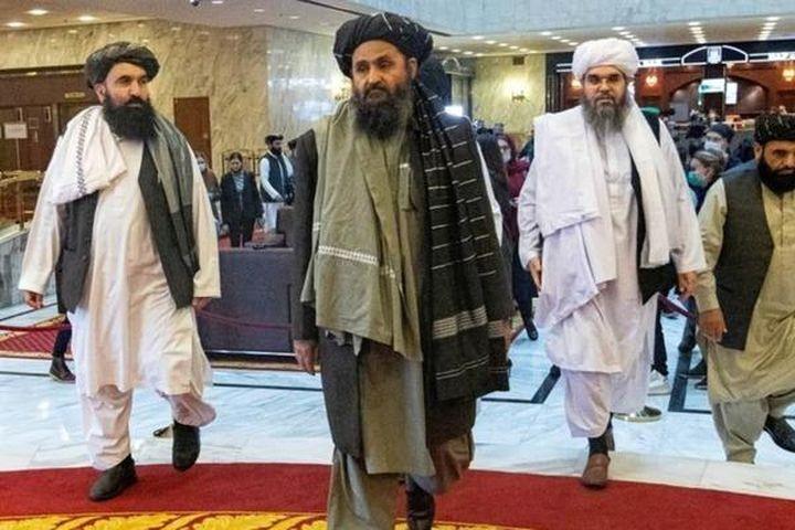 Lãnh đạo Taliban ẩu đả trong dinh tổng thống Afghanistan - Báo VietnamNet