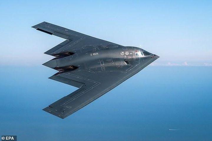 Chiến đấu cơ 2 tỷ USD của Mỹ gặp sự cố, phải hạ cánh khẩn - Báo Tin Tức TTXVN