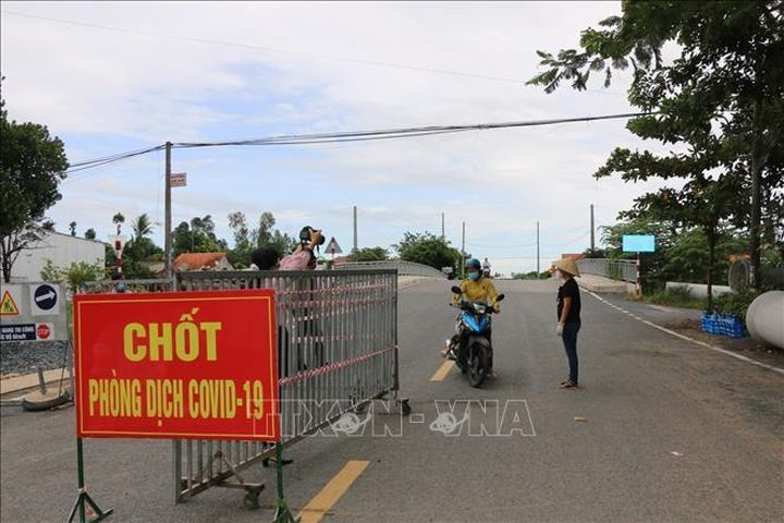 Bốn đơn vị cấp huyện ở Đồng Tháp tiếp tục giãn cách xã hội theo Chỉ thị 16 - Báo Tin Tức TTXVN