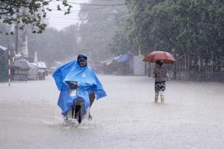 Dự báo thời tiết 10 ngày tới: Bắc Bộ có khả năng xảy ra lốc, sét - Bnews