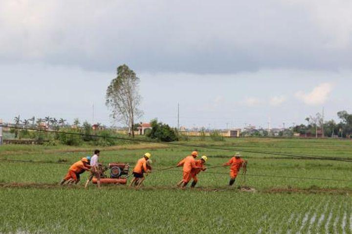 Thông tin cung cấp điện tại Cần Thơ ngày mai 16/9 - Bnews
