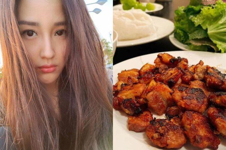 Hoa hậu Mai Phương Thúy 'chật vật' khi làm món bún chả bằng lò nướng - SaoStar