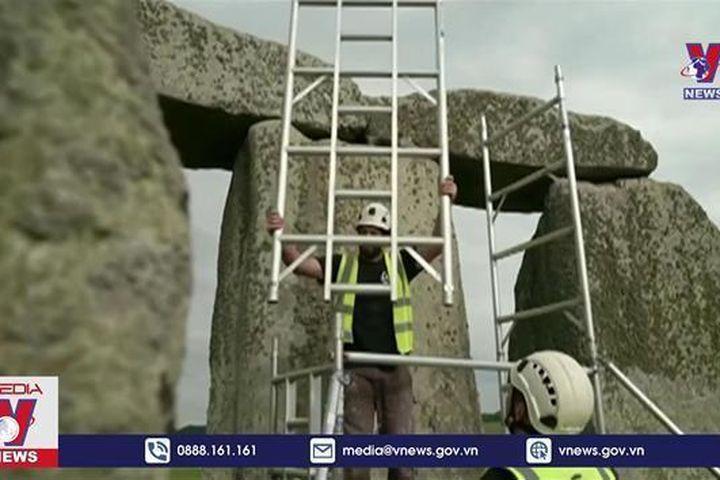 Bảo tồn công trình thời tiền sử Stonehenge - Truyền Hình Thông Tấn