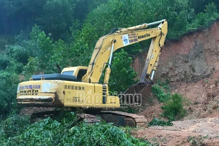 Bắc Giang: Cải tạo, nâng cấp đường tỉnh 291 trong 21 tháng - Bắc Giang
