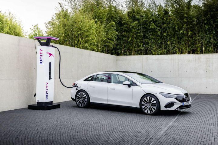 Mercedes-Benz 'đổ bộ' vào thị trường xe điện - Cartimes