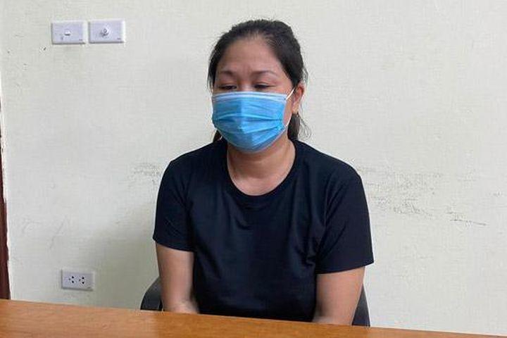 Khởi tố người phụ nữ có hành vi chửi bới, chống người thi hành công vụ - Báo Hà Nội Mới