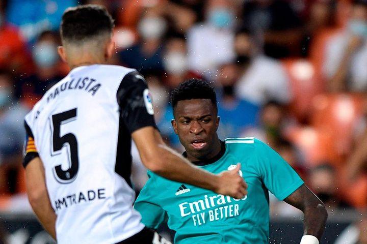 Tới thời của Vinicius ở Real Madrid