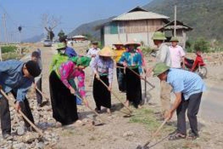 Việt Nam hiện có 13.222 thôn đặc biệt khó khăn - Tạp Chí Xây Dựng Đảng