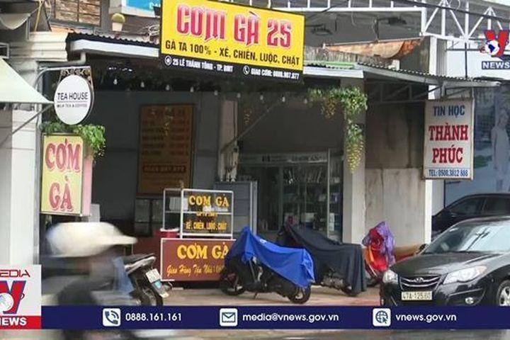 Đắk Lắk: TP Buôn Ma Thuột mở cửa lại một số dịch vụ - Truyền Hình Thông Tấn