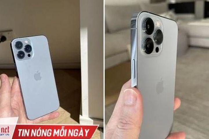 iPhone 13 tới tay người dùng hôm nay - ICTNews