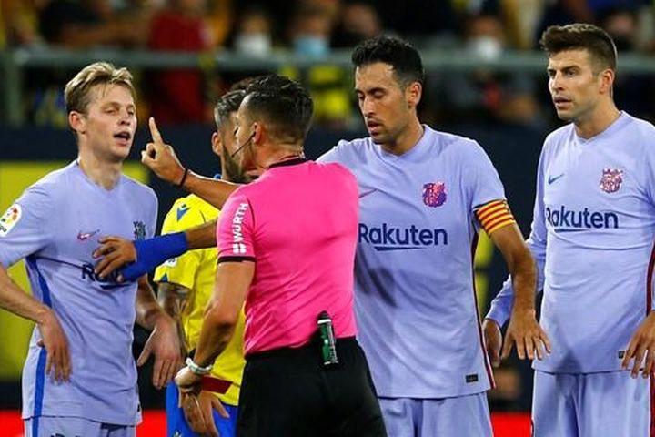 HLV Koeman nhận thẻ đỏ trực tiếp, Barca 'lao dốc' chưa từng thấy sau 18 năm - Báo Đại Đoàn Kết