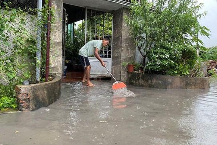 Quảng Ninh: Mưa lớn gây ngập lụt một số khu vực - Báo Đại Đoàn Kết
