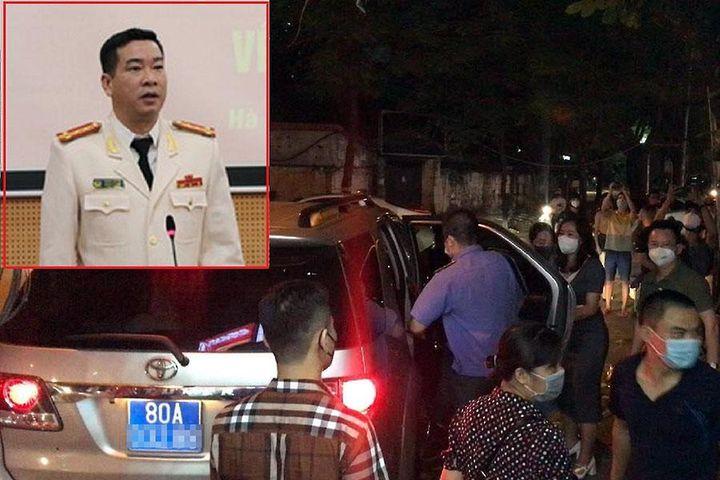 Cựu trưởng Phòng Cảnh sát bị bắt vì cáo buộc tha người trái pháp luật - Báo Pháp Luật TP.HCM