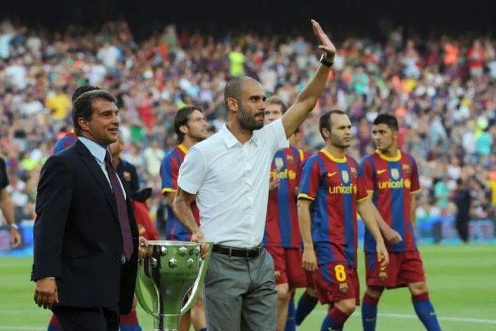 Barca trải thảm đỏ rước về Pep Guardiola - Báo Pháp Luật TP.HCM