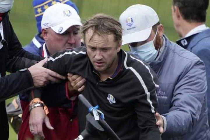Diễn viên 'Harry Potter' bị ngất khi đang thi đấu golf - Zing - Tri thức trực tuyến