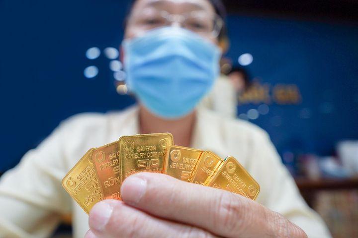 Giá vàng lại suy yếu - Zing - Tri thức trực tuyến
