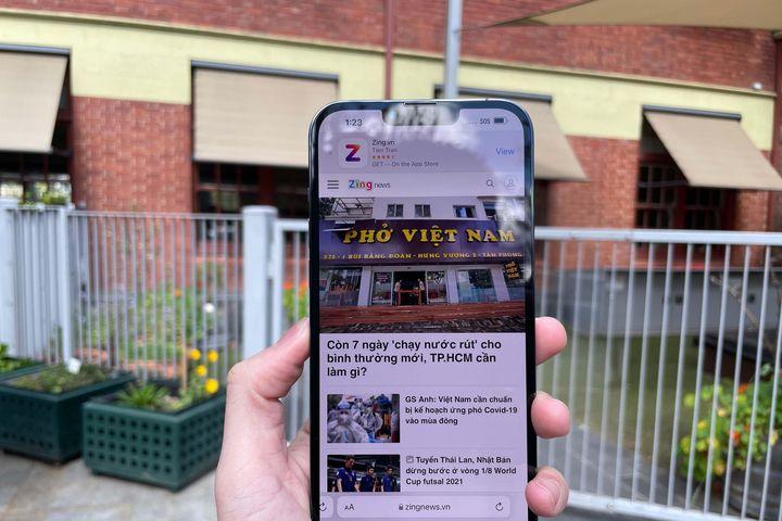 Ảnh chi tiết iPhone 13 Pro Max - Zing - Tri thức trực tuyến