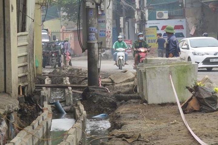 3 lần ra hạn thi công dự án mở rộng tỉnh lộ 427 vẫn lỗi hẹn - Báo Kinh Tế Đô Thị