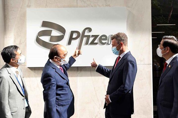 Pfizer cam kết cung cấp cho Việt Nam đủ 31 triệu liều vaccine ngừa Covid-19 - Báo Nhân Dân