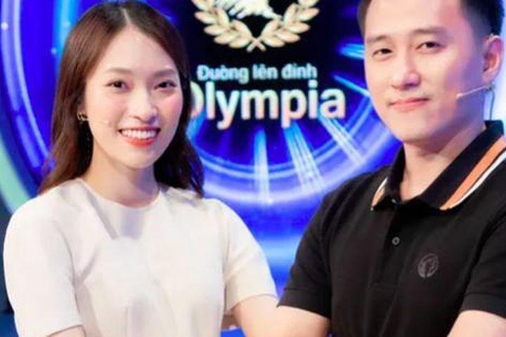 'Hot girl 7 thứ tiếng' Khánh Vy trở thành MC mới của 'Đường lên đỉnh Olympia' - Báo Người Lao Động