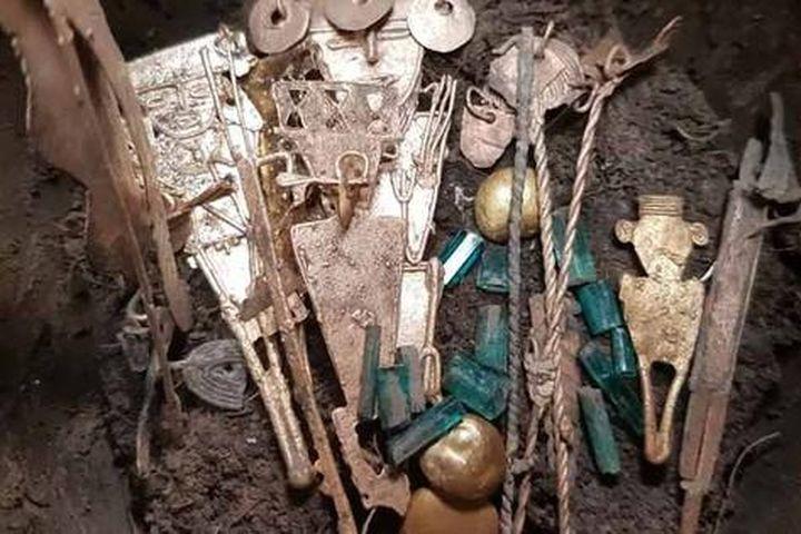Kho báu đầy vàng, ngọc tiết lộ 'thành phố vàng' trong truyền thuyết - Báo Người Lao Động