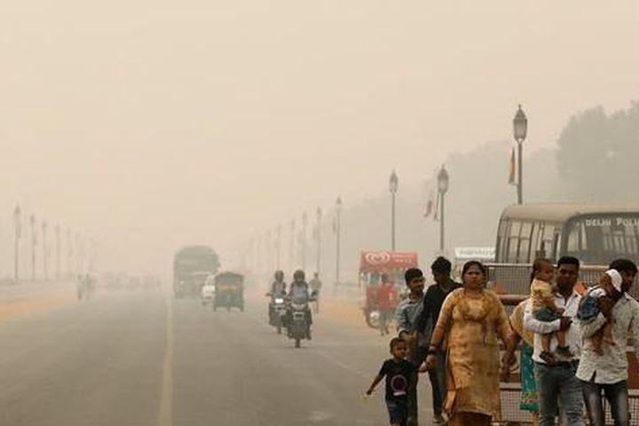 Hướng dẫn mới về chất lượng không khí - Báo Sài Gòn Giải Phóng