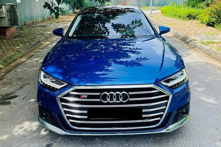 Cận cảnh Audi S8 2021 đầu tiên, 'độc nhất' mới về Việt Nam - Báo Tri Thức & Cuộc Sống