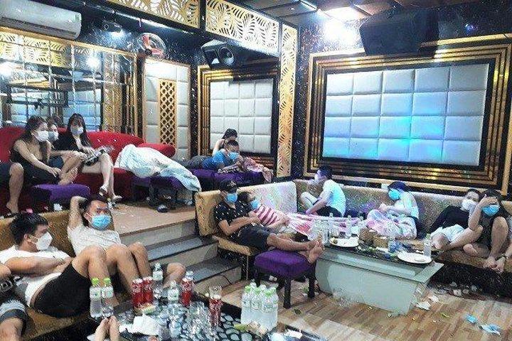 Quảng Nam: Phát hiện 53 nam nữ dương tính ma túy trong quán karaoke - Báo Giáo Dục & Thời Đại