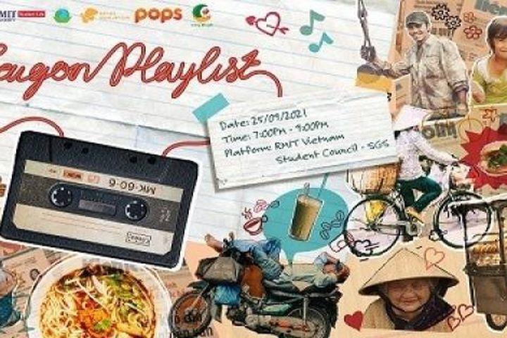 Saigon Playlist - đêm nhạc trực tuyến ý nghĩa gây quỹ cho cộng đồng - Báo Thế Giới & Việt Nam