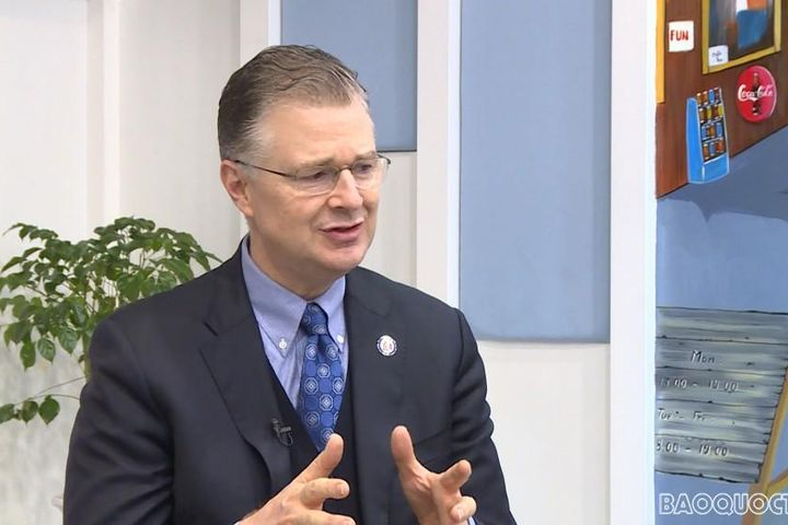 Cựu Đại sứ Mỹ tại Việt Nam trở thành Trợ lý Ngoại trưởng phụ trách Đông Á-Thái Bình Dương - Báo Thế Giới & Việt Nam