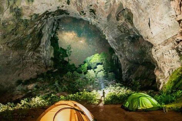 Hành trình mạo hiểm nhất Việt Nam - đu dây vào lòng hang Hổ - Báo Pháp Luật Việt Nam