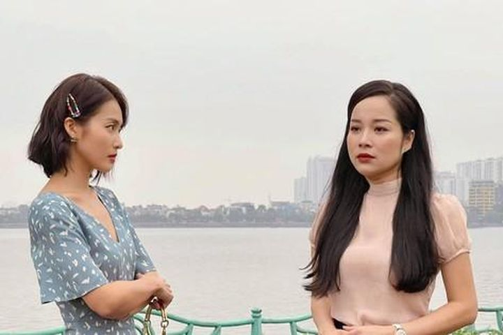 Diễn viên Minh Hương chia sẻ hậu trường '11 tháng 5 ngày': Mẹ kế - con chồng thân thiết - Báo Tiền Phong