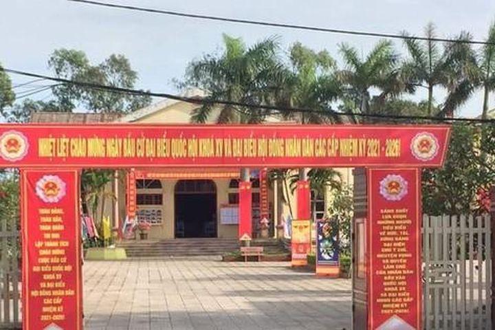 Xem xét kỷ luật hàng loạt cán bộ xã vì sai phạm quản lý đất đai - Báo Tiền Phong