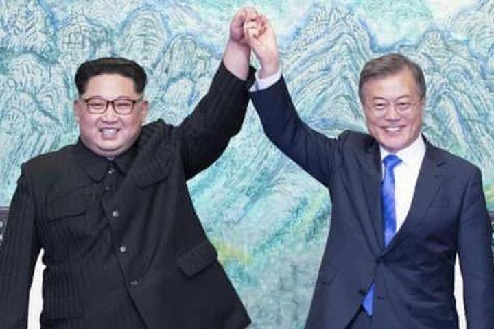 Triều Tiên phản đối đề xuất chấm dứt chiến tranh của Tổng thống Hàn Quốc - Báo Tiền Phong