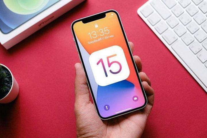 iOS 15 dính lỗi bảo mật nghiêm trọng - Báo Công Lý