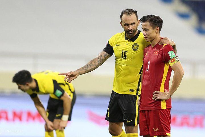 Malaysia làm mới chờ đấu tuyển Việt Nam - Báo VietnamNet